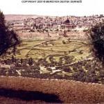 Zeytin Dağı'ndan Görünümü